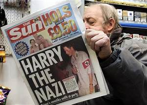 How Prince Harry overcame his Nazi outfit flap, unlike ...