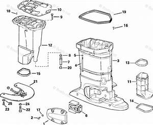 Johnson Outboard Parts By Hp 90hp Oem Parts Diagram For