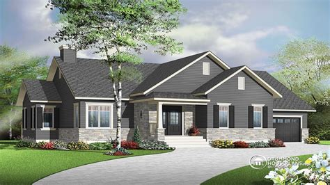 ranch house plans bungalow house plans drummond house treesranchcom