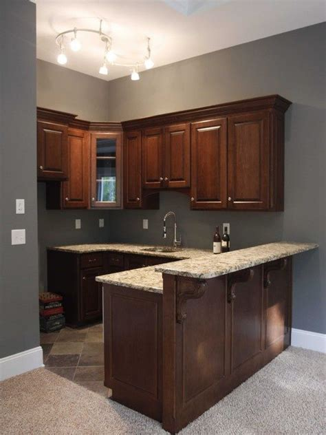 basement kitchenette corner google search basement