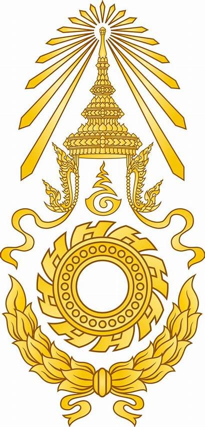 Thai Royal Army Emblem Svg Wikipedia Commons
