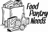 Coloring Pantry Template sketch template