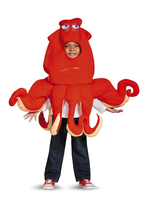 Octopus Decorations by Hank The Septopus Toddler Costume