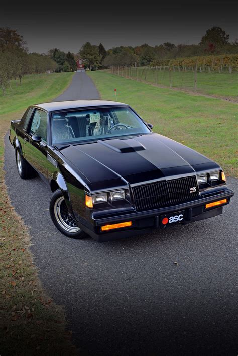 mythical    buick gnx  real           telling