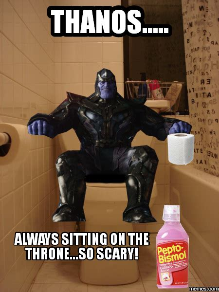 100funny Thanos Memes That Will Make You Cry With