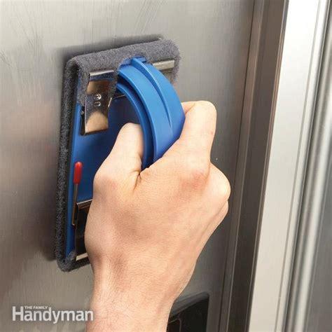 Sanding Stainless Steel Appliances   The Family Handyman