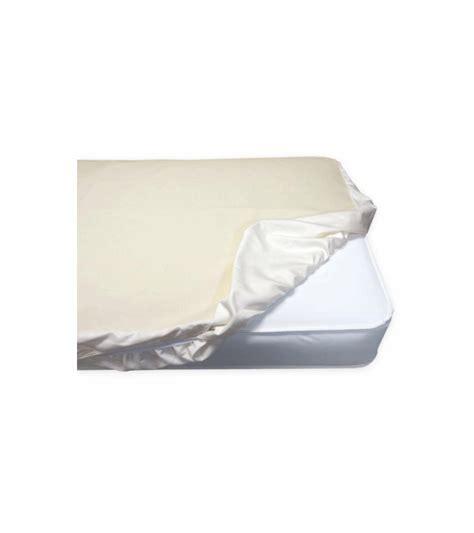 crib mattress protector waterproof naturepedic waterproof organic cotton protector pad for