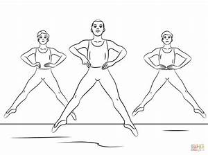 Swan Lake Coloring Page - Coloring Home
