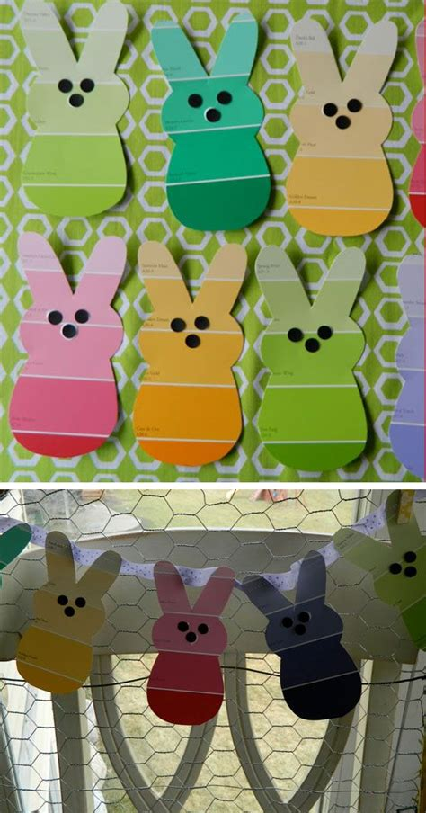 ideas  easy easter crafts  pinterest