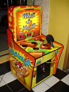 Whack-a-mole – Carnivals for Kids at Heart