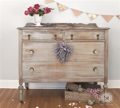 antique grey dresser distressed furniture which paint distressing technique is