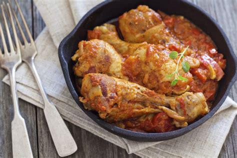 de cuisine tunisienne poulet basquaise secrets et recette du poulet basquaise