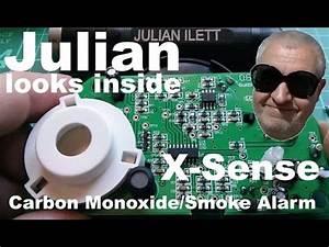 Julian Looks Inside  X Smoke Alarm