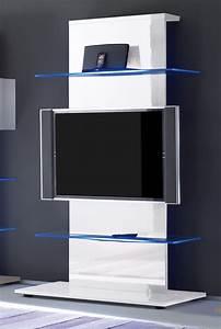 Meuble De Télé Conforama : meuble tv primo blanc ~ Teatrodelosmanantiales.com Idées de Décoration