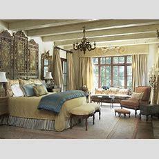 Tuscan Villa  Mediterranean  Bedroom  St Louis  By Amy