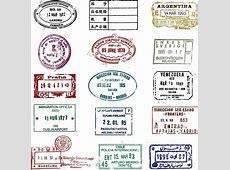 Passport Stamp Seal 03, free vectors 365PSDcom