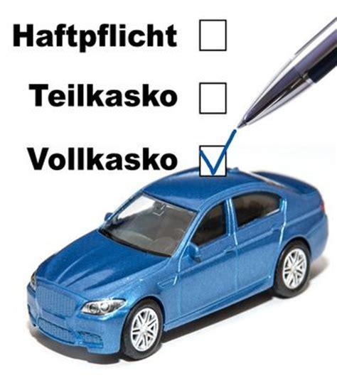 versicherung auto welche autoversicherung brauche ich