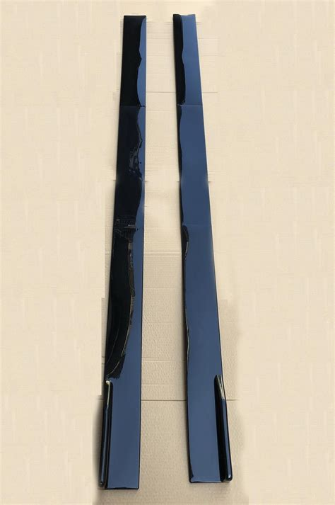 side skirts extension splitters   hyundai elantra