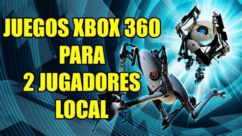 Aquí encontrarás los mejores títulos para compartir con otros jugadores: JUEGOS para XBOX 360 para 2 JUGADORES divertidos (Pantalla dividida) - YouTube