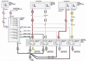 2015 Ford Upfitter Switch Wiring Diagram