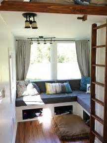 pictures of small homes interior gling tiny house interior would you live here