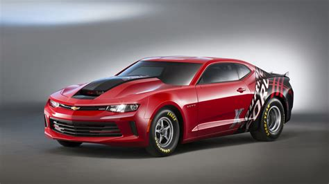 2018 Chevrolet Copo Camaro Wallpapers Hd Wallpapers Id