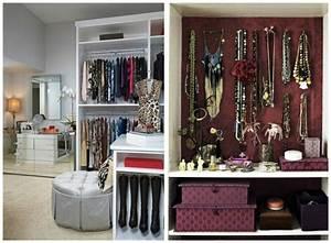 Idée De Rangement : id e de dressing en plus de 45 exemples fashion ~ Preciouscoupons.com Idées de Décoration
