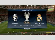 JUVENTUS VS REAL MADRID CHAMPIONS LEAGUE FINAL 2017 306