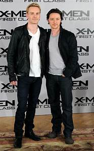James McAvoy and Michael Fassbender Photos Photos - 'X-Men ...