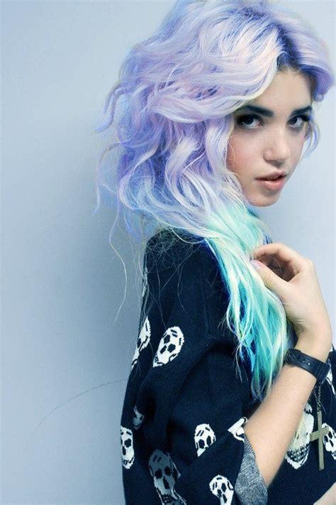 Zilah Inolvina Pastel Hair Dye Diy