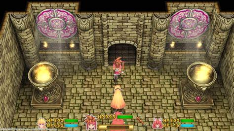Secret of Mana Remake Arrives for PC, PS4, Vita - RPGamer