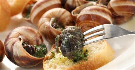 comment cuisiner les escargots fourchette