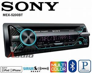 Auto Radio Sony : sony car stereo radio bluetooth cd player iphone pandora android songpal aux usb ebay ~ Medecine-chirurgie-esthetiques.com Avis de Voitures
