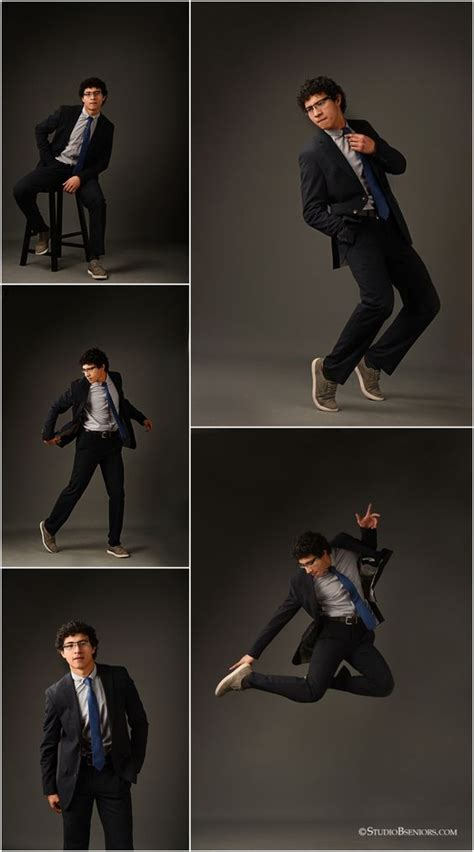 12919 photography style boy in studio senior boys suit and tie and senior pictures on