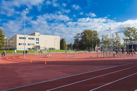 Atklāts Rīgas 84.vidusskolas sporta un aktīvās atpūtas ...