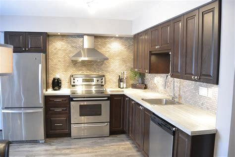 cuisine chocolat fexa rénovation de salle de bain armoire de cuisine et