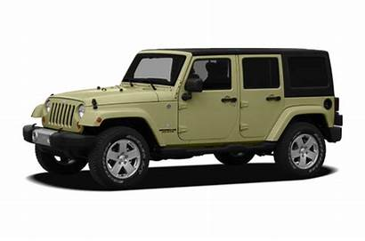 Wrangler Jeep Unlimited Cars 4dr Side Exterior