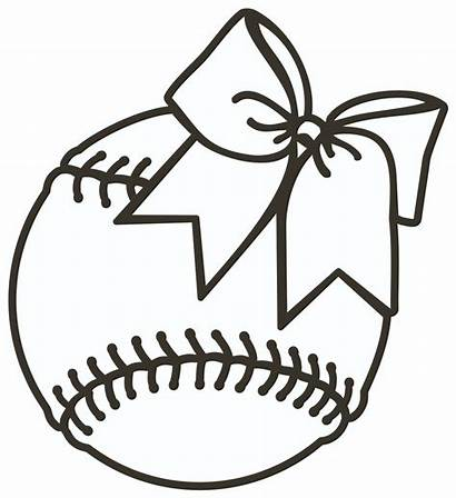Softball Clip Clipart Yellow Layout Transfer Express