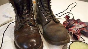 how to clean leather motorcycle boots rideapart With cleaning work boots