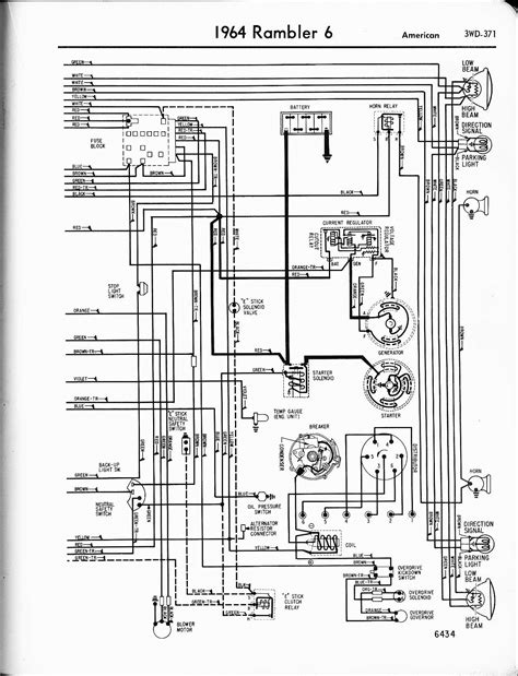 Key Switch Wiring Diagram For 84 Jeep by Which 6 Cyl Is In My 64 American Wagon The Amc Forum