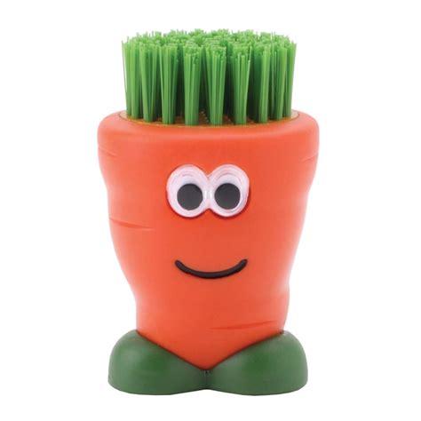 joie kitchen accessories joie veggie dude brush kitchen buddies 2054