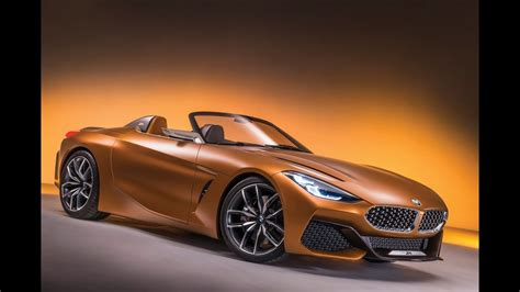 2018 Bmw Z4 Roadster Price, Specs & Release Date!!concept