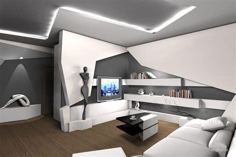 Futuristic Interior Design by Futurism Interior Style Overview And Exles