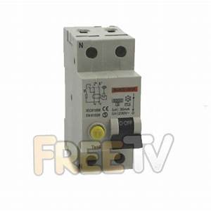 20 Amp Combined Rcd    Mcb Circuit Breaker On Sale In Ireland