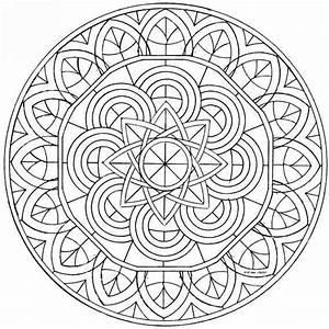 Mandala 34 Bilder Zum Ausmalen