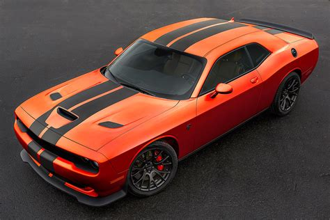 Challenger Dodge Hellcat by A Sharper And More Powerful Dodge Challenger Hellcat Could
