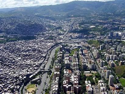 Urban Growth Venezuela Architecture Caracas Steering Manage