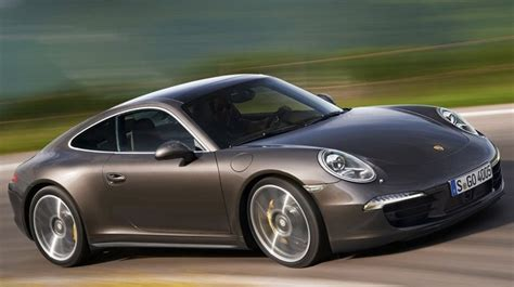 2013 Porsche 911 Carrera 4 And 4s, First Pictures