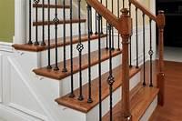 lj smith stair systems LJ Smith IronPro Baluster Kit Makes Iron Retrofits Easy | JLC Online | Molding Millwork and Trim ...