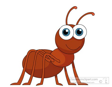 Ant Clipart 2  Wikiclipart